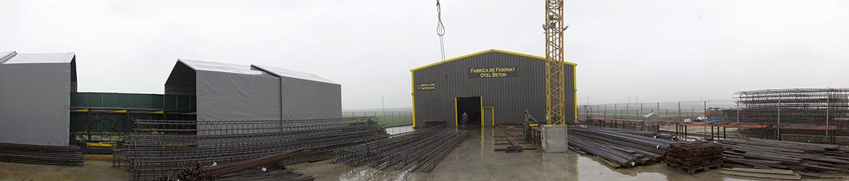 Fabrica Otel Beton Fasonat